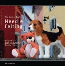 felting book
